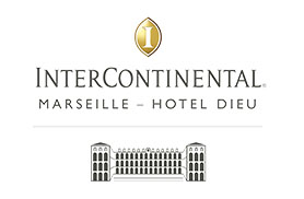Logo InterContinental Marseille - Hotel Dieu