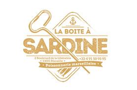 Logo restaurant La Boîte à Sardine