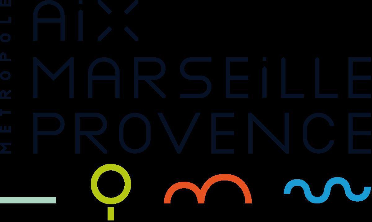 Logo métropole d'Aix-Marseille-Provence